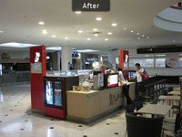 Michel's Patisserie Bankstown After Fitout