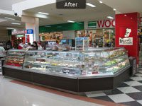 Michel's Patisserie Warilla After Fitout